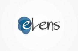 eLens logotipas