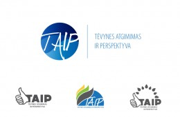 TAIP logotipas
